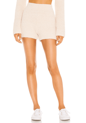 One Grey Day X REVOLVE Clyde Short in Ivory. Size XS, S, L.