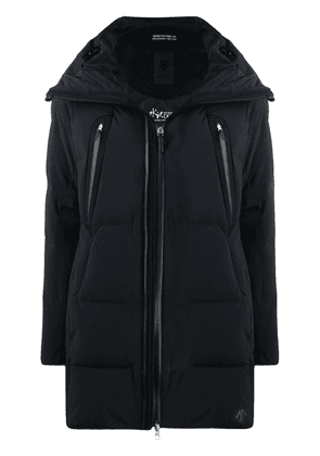 Descente Allterrain hooded padded coat - Black