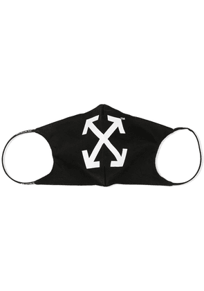 Off-White Arrows face mask - Black