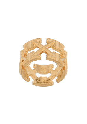 Off-White Arrows ring - GOLD