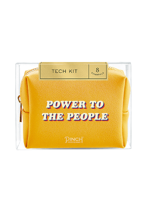 Pinch Provisions Power to the People Tech Kit in Beauty: NA.