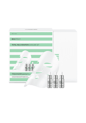 BIOEFFECT Total Rejuvenation Skincare Set in Beauty: NA.