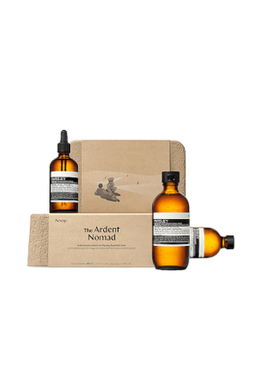 Aesop The Ardent Nomad Kit in Beauty: NA.