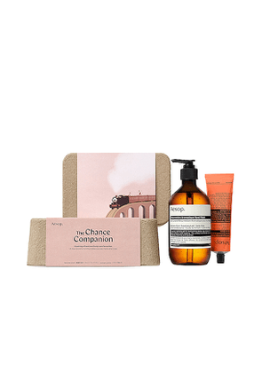 Aesop The Chance Companion Kit in Beauty: NA.