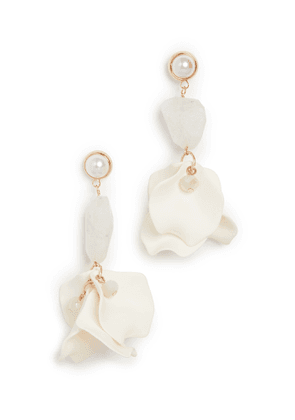 SHASHI Orchid Earrings