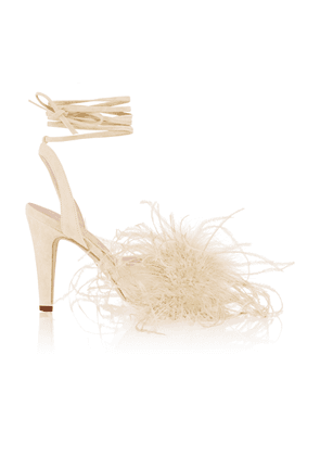 Brother Vellies M'O Exclusive Yoko Bowery Palm Pumps