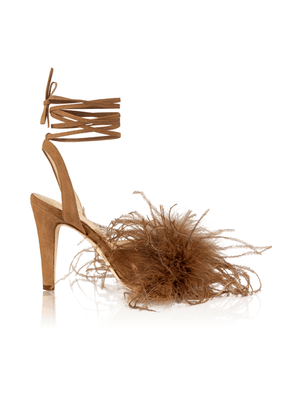 Brother Vellies M'O Exclusive Eartha Bowery Palm Pumps