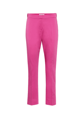 Pappy straight cotton pants
