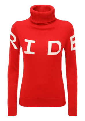 Ride Wool Knit Sweater