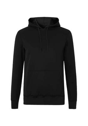 Reigning Champ - Quilted Polartec Power Air Hoodie - Men - Black