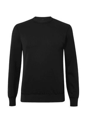 Reigning Champ - Slim-Fit Polartec Power Air Sweatshirt - Men - Black