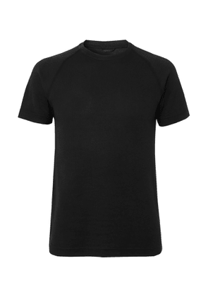 Reigning Champ - Slim-Fit Polartec Power Dry T-Shirt - Men - Black