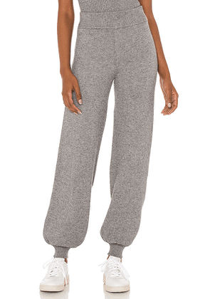 Song of Style Pawnie Blousson Pants in Grey. Size S, M, L.