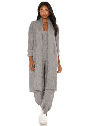 Song of Style Pawnie Cardigan in Grey. Size S.