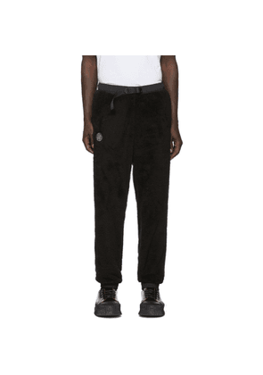 Saturdays NYC Black Fleece Serai Lounge Pants