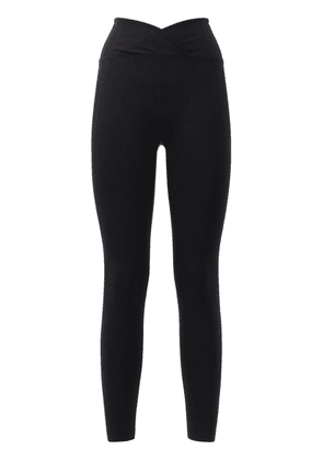 Veronica Active Rib Leggings