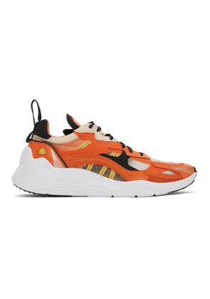 McQ Alexander McQueen Orange McQ Swallow Daku 2.0 Sneakers