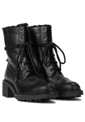 Franne leather ankle boots