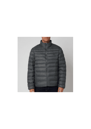 Polo Ralph Lauren Men's Recycled Nylon Terra Jacket - Charcoal Grey - S