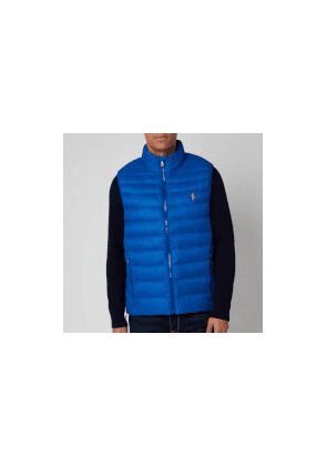 Polo Ralph Lauren Men's Recycled Nylon Terra Vest - Sapphire Star - S