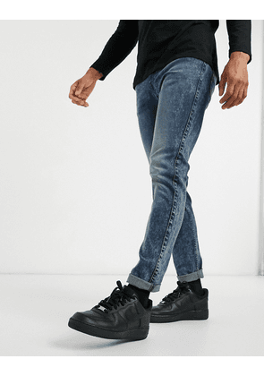 Dr Denim Clark slim fit jeans-Blue