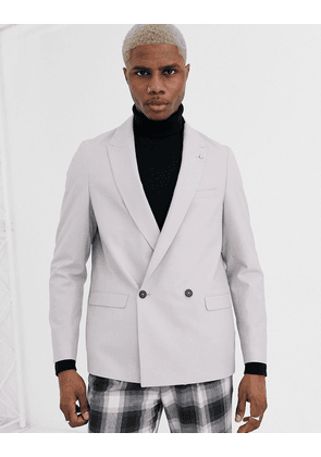 Twisted Tailor oversized blazer in grey
