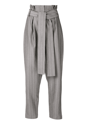 Acler Brunel wide-leg trousers - Grey