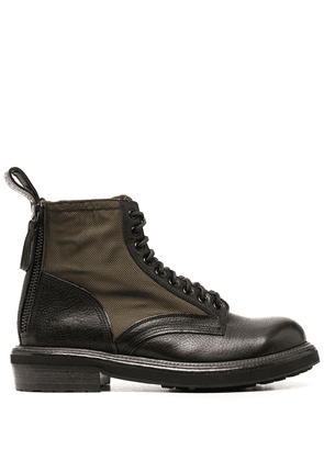 Buttero Cargo ankle boots - Black