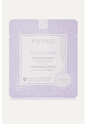 Foreo - Youth Junkie Ufo Collagen Mask X 6 - Colorless