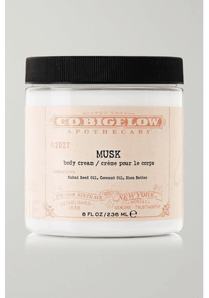 C.O. Bigelow - Body Cream - Musk, 236ml - Colorless