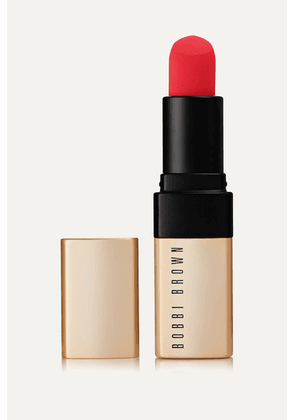 Bobbi Brown - Luxe Matte Lip Color - On Fire - Red