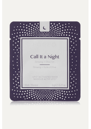 Foreo - Call It A Night Ufo Nourishing & Revitalizing Mask X 7 - Colorless