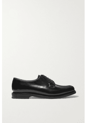 Church's - Shannon Glossed-leather Brogues - Black