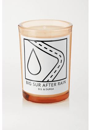 D.S. & Durga - Big Sur After Rain Scented Candle, 200g - Colorless