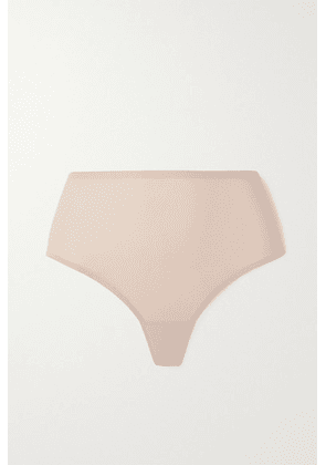 Chantelle - Soft Stretch Jersey Thong - Neutral