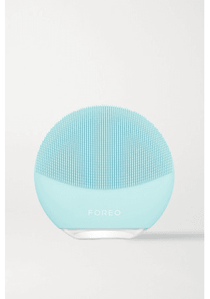 Foreo - Luna Mini 3 Dual-sided Face Brush For All Skin Types - Mint