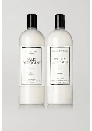 The Laundress - Whites & Darks Fabric Care Set - Colorless