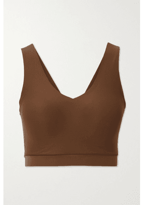Chantelle - Soft Stretch Jersey Bralette - Neutral