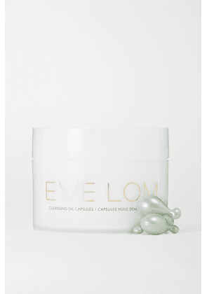 Eve Lom - Cleansing Oil Capsules (50 Capsules) - Colorless