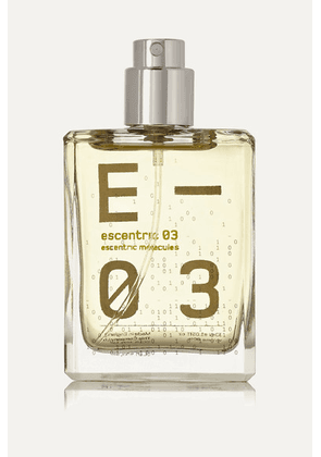 Escentric Molecules - Escentric 03 - Vetiveryl Acetate, Mexican Lime & Ginger, 30ml - Colorless