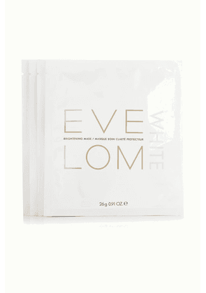 Eve Lom - Brightening Mask, 4 X 26g - Colorless