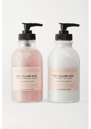 C.O. Bigelow - Iconic Collection Hand Wash And Body Lotion Set - West Village Rose - Colorless