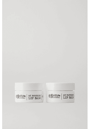C.O. Bigelow - My Favorite Lip Balm Duo, 2 X 14g - Colorless