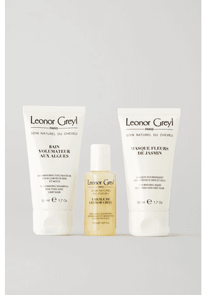 Leonor Greyl Paris - Travel Kit For Colored Hair - Colorless