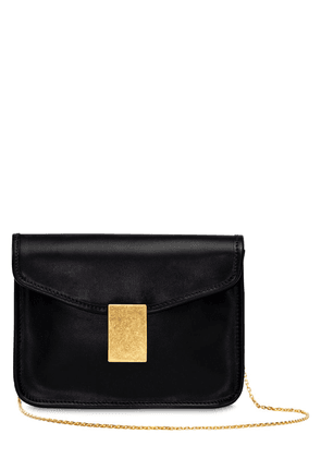 Luisa Simmetria Leather Shoulder Bag