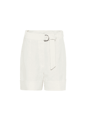 Exclusive to Mytheresa – Linen and cotton shorts