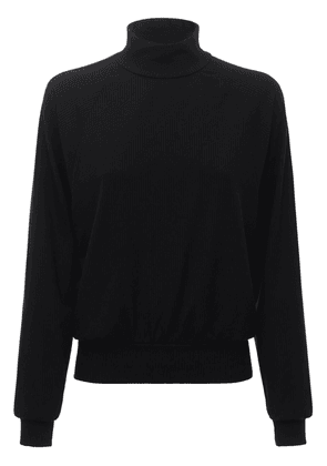 Jane Mock Neck Sweatshirt
