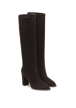 Kerolyn suede knee-high boots