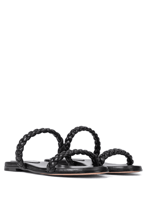 Marley leather sandals