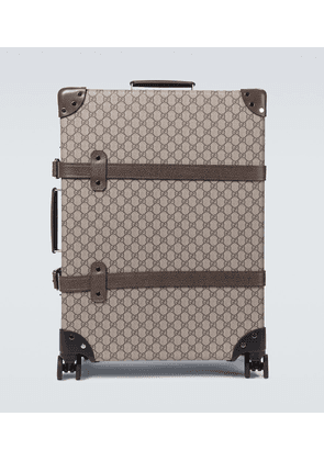 Globe-Trotter x Gucci GG medium suitcase